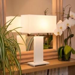 Lampe CITY en Corian Blanc