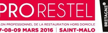 Venez nous retrouver au Salon PRORESTEL du 07 au 09 mars 2016